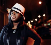 ANGIE STONE TALKS...