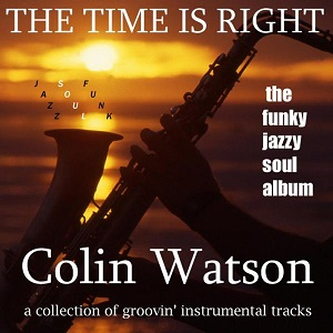Colin_Watson_-_The_Time_Is_Right_2013