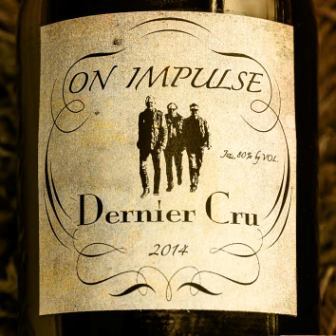 ON_IMPULSE_-_Dernier_Cru_LP_cover
