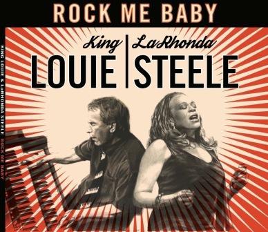King-Louie-LaRhonda-Steele-CD-cover