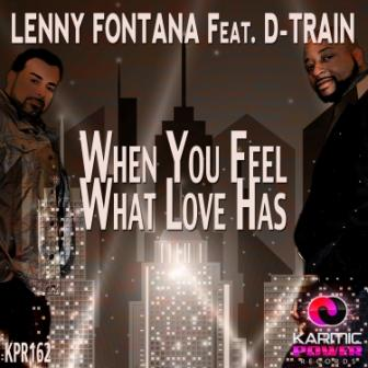 KPR_162_Lenny_Fontana_feat._D-Train_-_When_You_Feel_What_Love_Has