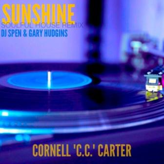 CORNELL_CARTER_Sunshine_Soulful_House_Remix_Cover_1500